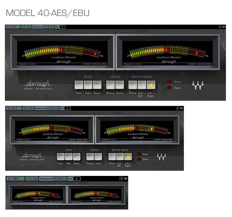 Loudness Meter Plugin Bundle