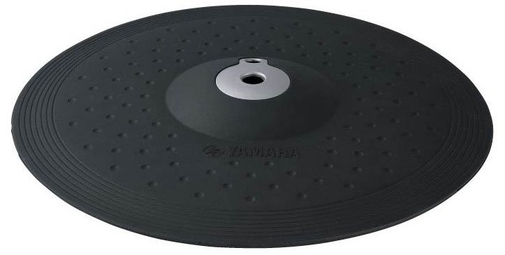 "Yamaha PCY135 13/""3-Zone Electronic Cymbal Pad with Arm #7700"