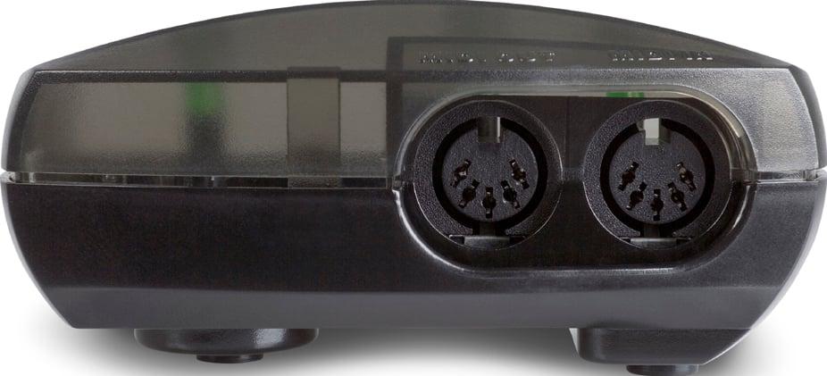 16-Channel USB 1x1 MIDI Interface