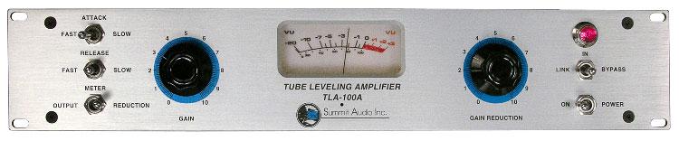 Tube Leveling Amplifier