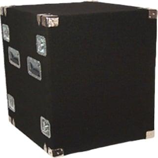12-Space Amp Rack (Black)