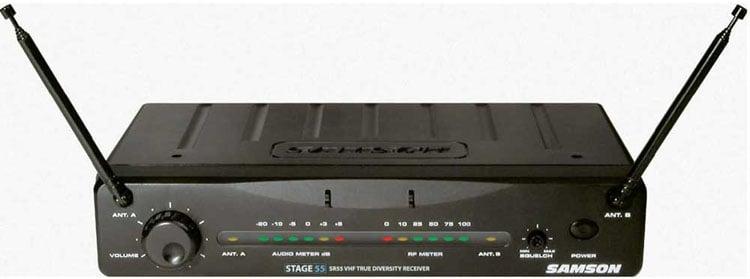 Wireless Handheld System HT5, Q7, SR55