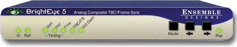 Analog Composite TBC & Frame Sync