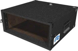 4 RU Mighty Light™ Deep Amp Rack