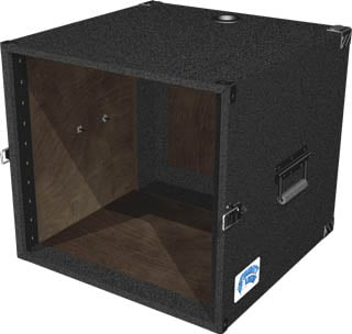 10 RU Mighty Light™ Deep Amp Rack