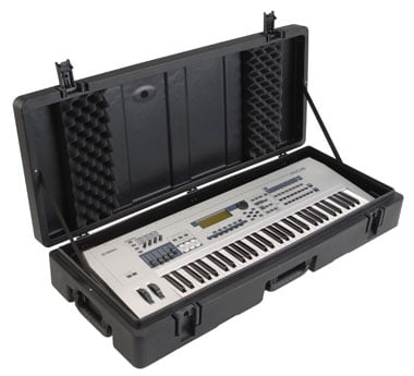 Hardshell Molded 61-Key Keyboard Case