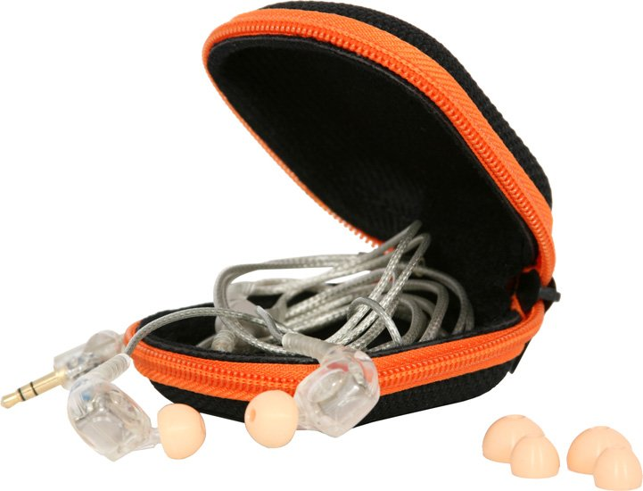 Pro Dual Driver Ear Buds (with Case)