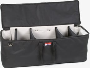 """36""""x16""""x16"""" Padded Electronic Drum Kit Bag from Protechtor"""