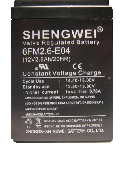 Rechargeable Battery for EPA40