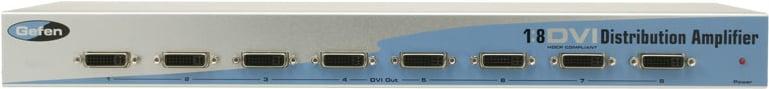 1x8 DVI Distribution Amplifier