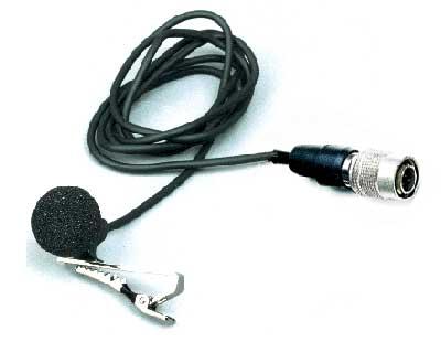 Azden EX503H Omnidirectional  lapel microphone for 41BT EX503H