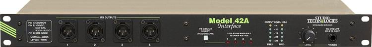 Line Level Audio To IFB Circuit Interface