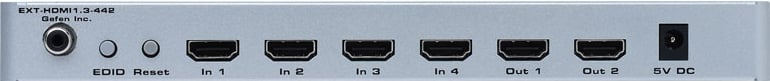 4x2 HDMI 1.3 Switcher (with S/PDIF Audio Out)