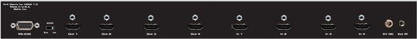 4x4 HDMI 1.3 Matrix