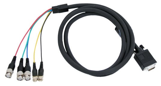 6' ProductionView Component Cable