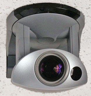 Suspended Ceiling Mount, for PTZ Camera