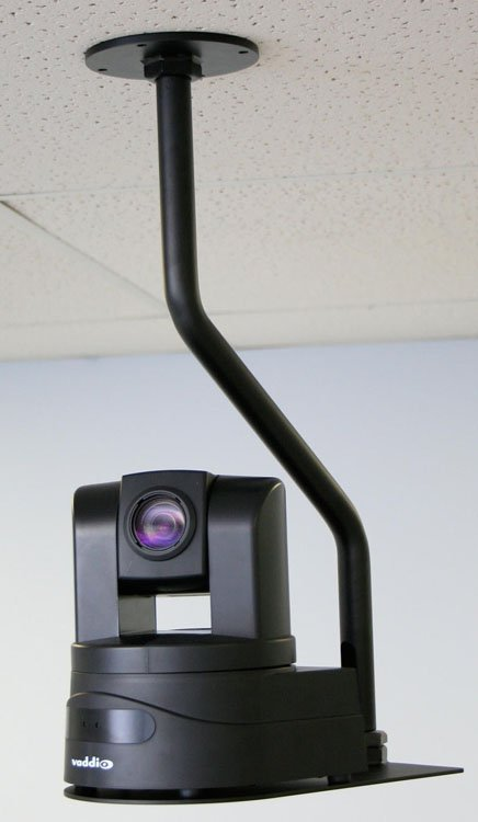 Drop-Down Ceiling Mount, for HD18