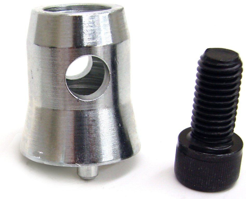 4-Pack of Half-Conical Universal Junction Couplers for the F34/F44P Series