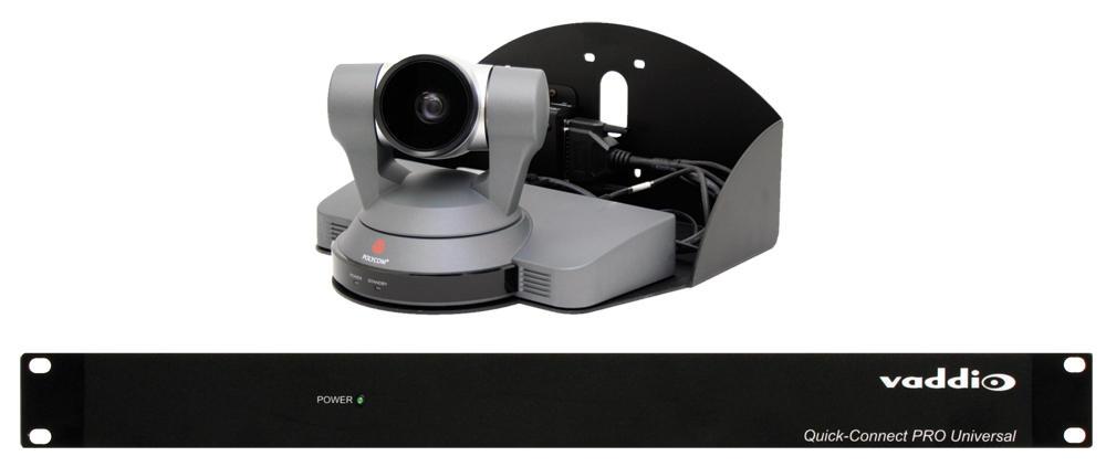 Vaddio WALLVIEWPRO-1080HD HD PTZ Camera System for Polycom EagleEye 1080 WALLVIEWPRO-1080HD