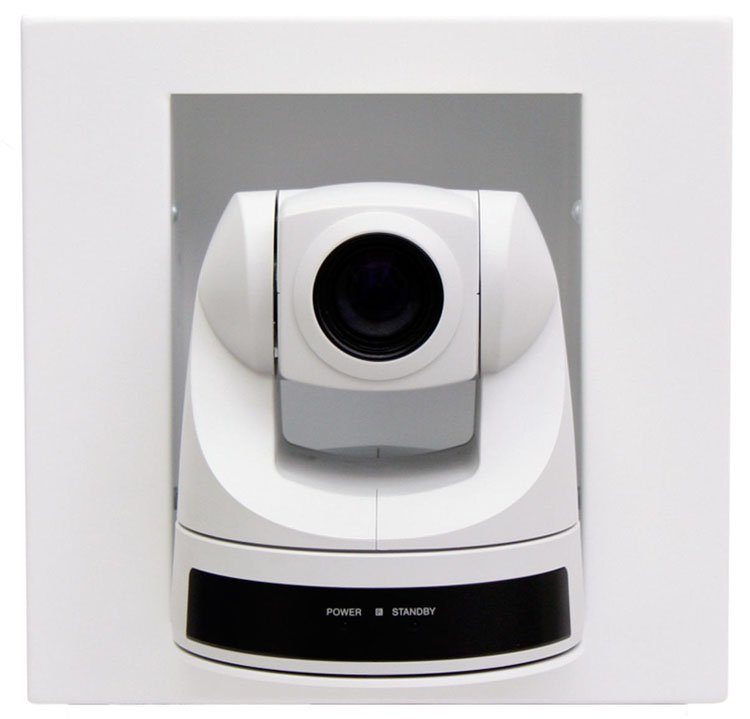 In-Wall Camera Enclosure for Sony EVI-D70