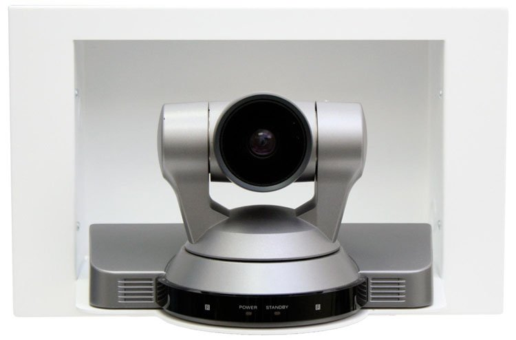 In-Wall Camera Enclosure for Sony EVI-HD1