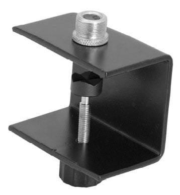 Microphone and Video Table Clamp