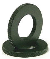 Black Microphone Stand Nut
