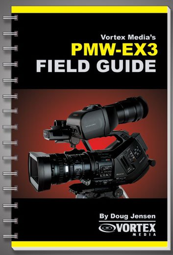 PMW-EX3 Field Guide Book