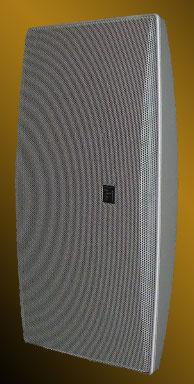 """Wall Speaker, 5"""", Silver"""