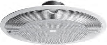 "JBL 8138  8"" In-Ceiling Speaker (for use with Pre-Installed Backcans, Pack of 4) 8138"