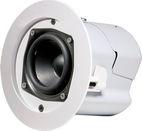 30W Ultra-Compact In-Ceiling Satellite Loudspeaker