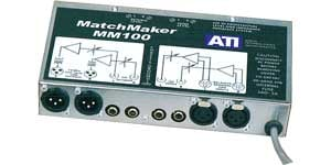 Audio Technologies Inc. MM100 Bi-directional Stereo Interface MM100