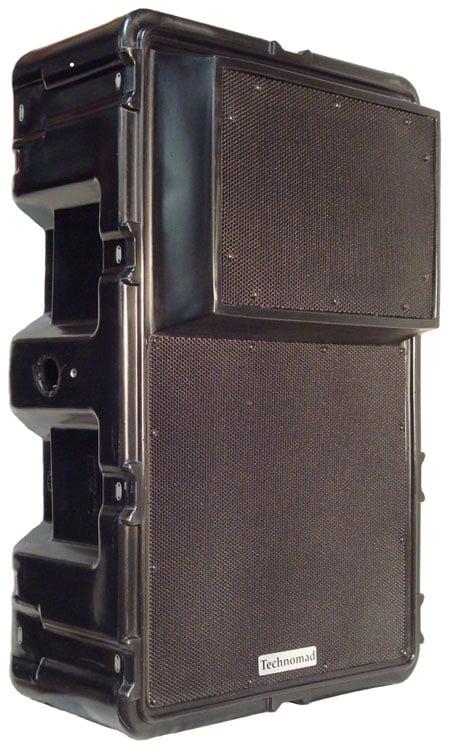 2-Way Speaker, Passive, 500W, 60x40°, Tour Model