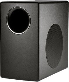 "150W 8"" Subwoofer for Control 52 Satellite Speakers in Black"