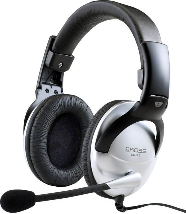 Headset for RCS848M