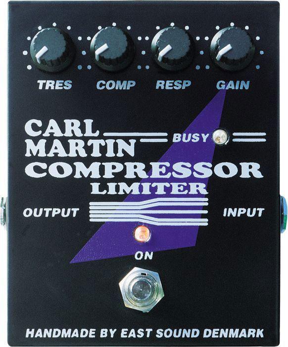 Compress/Limiter Pedal