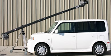 15 ft. Jib Arm (with Rear Control & 100mm Mounting Hub)