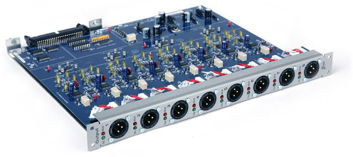 Analog Output Card for VENUE Stage Rack