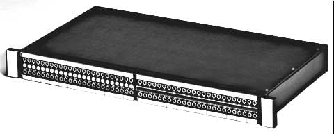 Patch Panel w/Prewired IDC TRM