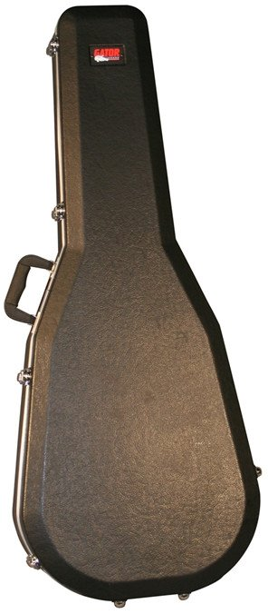 Deluxe Hardshell ABX Dreadnought Acoustic Guitar Case