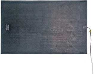Small Presence Sensing Mat with 75ft Attached Cable