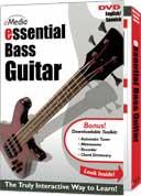 Essential Bass Guitar Instruction DVD