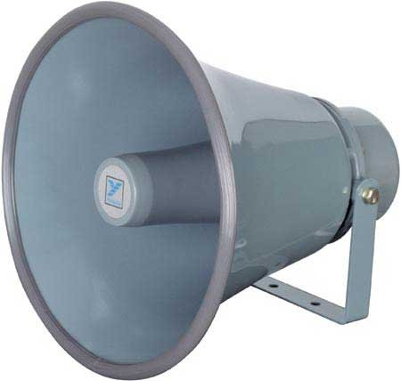 PA Horn, 30 watts, Waterproof