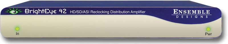 HD/SD/ASI Distribution Amplifier