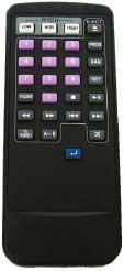 Rolls HR172R  Remote for HR72  HR172