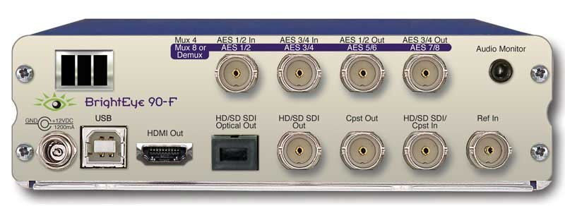 Ensemble Designs BE-90F HD Up/Down Cross Converter and ARC with AES Audio and Optical Output BE-90F