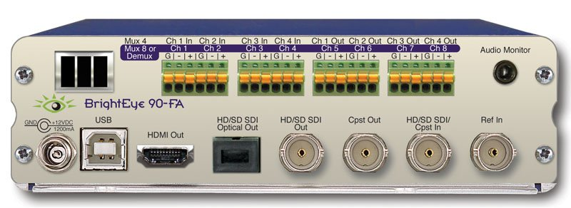 HD Up/Down Cross Converter and ARC with Analog Audio and Optical Output