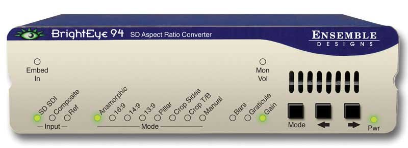SD Aspect Ratio Converter
