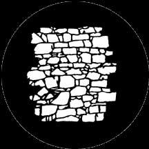 Gobo Dry Stone Wall 2