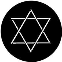 Gobo Star of David